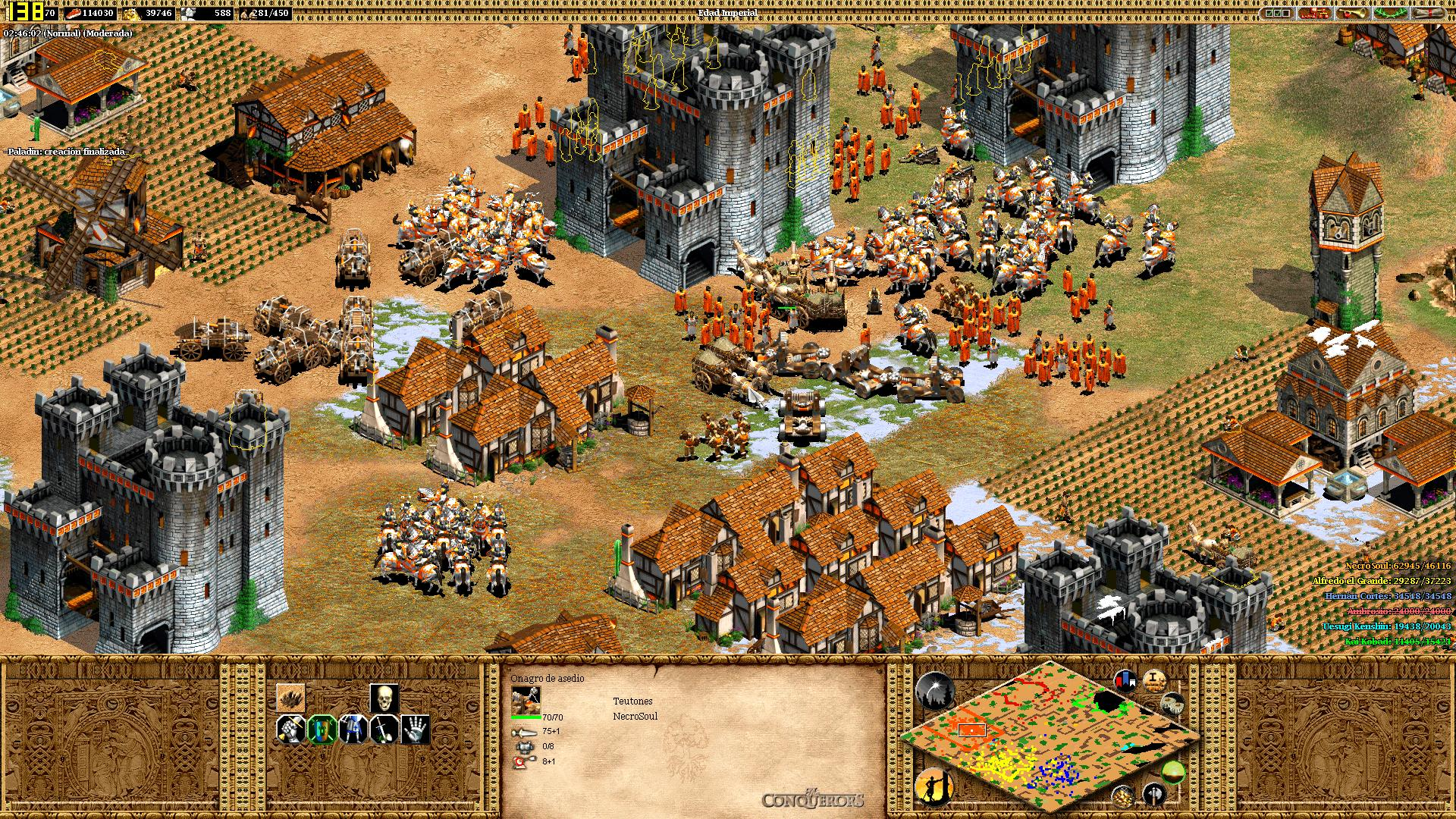 age of empire sur mac